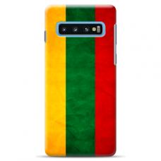 """Samsung Galaxy S10 TPU dėklas unikaliu dizainu 1.0 mm """"u-case Airskin Lietuva design"""""""