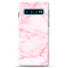 "Samsung Galaxy S10 TPU dėklas unikaliu dizainu 1.0 mm ""u-case Airskin Marble 5 design"""