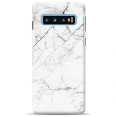 "Samsung Galaxy S10 TPU dėklas unikaliu dizainu 1.0 mm ""u-case Airskin Marble 6 design"""