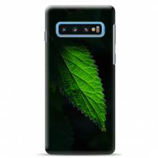 "Samsung Galaxy S10 Plus TPU dėklas unikaliu dizainu 1.0 mm ""u-case Airskin Nature 1 design"""