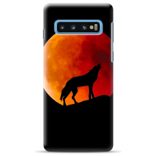 "Samsung Galaxy S10 Plus TPU dėklas unikaliu dizainu 1.0 mm ""u-case Airskin Nature 3 design"""