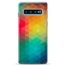 "Samsung Galaxy S10 Plus TPU dėklas unikaliu dizainu 1.0 mm ""u-case Airskin Pattern 3 design"""