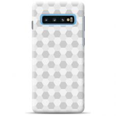 """Samsung Galaxy S10 TPU dėklas unikaliu dizainu 1.0 mm """"u-case Airskin Pattern 5 design"""""""