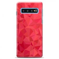 """Samsung Galaxy S10 TPU dėklas unikaliu dizainu 1.0 mm """"u-case Airskin Pattern 6 design"""""""