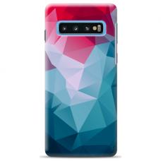 """Samsung Galaxy S10 TPU dėklas unikaliu dizainu 1.0 mm """"u-case Airskin Pattern 8 design"""""""
