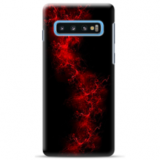 "Samsung Galaxy S10 Plus TPU dėklas unikaliu dizainu 1.0 mm ""u-case Airskin Space 3 design"""