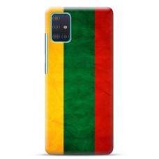 """Samsung Galaxy A51 TPU dėklas unikaliu dizainu 1.0 mm """"u-case Airskin Lietuva design"""""""