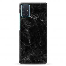 """Samsung Galaxy A51 TPU dėklas unikaliu dizainu 1.0 mm """"u-case Airskin Marble 4 design"""""""