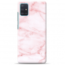 """Samsung Galaxy A51 TPU dėklas unikaliu dizainu 1.0 mm """"u-case Airskin Marble 5 design"""""""