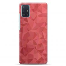 """Samsung Galaxy A51 TPU dėklas unikaliu dizainu 1.0 mm """"u-case Airskin Pattern 6 design"""""""