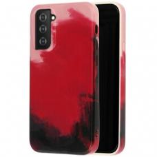 Samsung Galaxy S21 Plus TPU dėklas Tel Protect Ink design 2