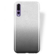 Samsung Galaxy A7 2018 dėklas Glitter TPU juodas