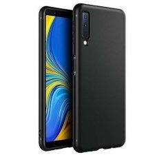 Samsung Galaxy a7 2018 DĖKLAS MERCURY JELLY SOFT SILIKONINIS juodas