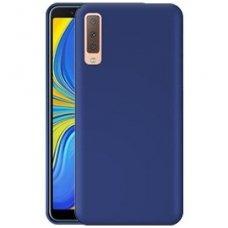 Samsung Galaxy a7 2018 DĖKLAS MERCURY JELLY SOFT SILIKONINIS mėlynas