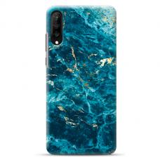 """Samsung Galaxy A70 TPU dėklas unikaliu dizainu 1.0 mm """"u-case Airskin Marble 2 design"""""""