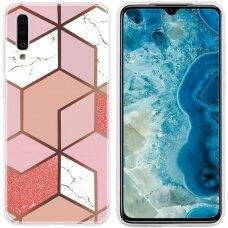 samsung galaxy a50 Cosmo Marble silicon dizainas 1