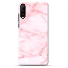 """Samsung Galaxy A70 TPU DĖKLAS UNIKALIU DIZAINU 1.0 MM 1.0 mm """"u-case airskin Marble 5 design"""""""