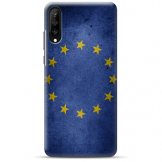 """xiaomi mi 9 lite TPU DĖKLAS UNIKALIU DIZAINU 1.0 MM 1.0 mm """"u-case airskin EU design"""""""