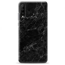 """Samsung Galaxy A70 TPU dėklas unikaliu dizainu 1.0 mm """"u-case Airskin Marble 4 design"""""""