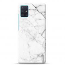 """Samsung Galaxy A71 TPU dėklas unikaliu dizainu 1.0 mm """"u-case Airskin Marble 6 design"""""""