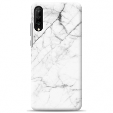 "Huawei P20 TPU dėklas unikaliu dizainu 1.0 mm ""u-case Airskin Marble 6 design"""