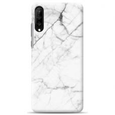 """Samsung Galaxy A70 TPU dėklas unikaliu dizainu 1.0 mm """"u-case Airskin Marble 6 design"""""""