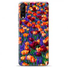"""Huawei P30 TPU dėklas unikaliu dizainu 1.0 mm """"u-case Airskin Nature 2 design"""""""
