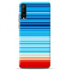 """Samsung Galaxy A7 2018 TPU dėklas unikaliu dizainu 1.0 mm """"u-case airskin Pattern 2 design"""""""