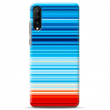"Huawei P30 TPU dėklas unikaliu dizainu 1.0 mm ""u-case airskin Pattern 3 design"""