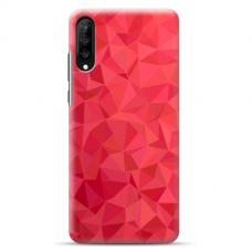 """Samsung Galaxy A70 TPU dėklas unikaliu dizainu 1.0 mm """"u-case Airskin Pattern 6 design"""""""