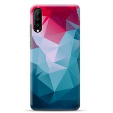 "Huawei P20 TPU dėklas unikaliu dizainu 1.0 mm ""u-case Airskin Pattern 8 design"""
