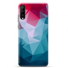 """Samsung Galaxy A70 TPU dėklas unikaliu dizainu 1.0 mm """"u-case Airskin Pattern 8 design"""""""