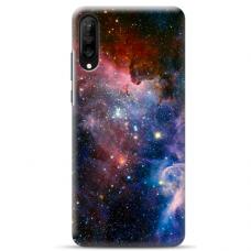 """Samsung Galaxy A7 2018 TPU dėklas unikaliu dizainu 1.0 mm """"u-case Airskin Space 2 design"""""""