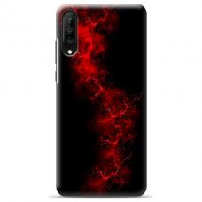 """Samsung Galaxy A50 TPU dėklas unikaliu dizainu 1.0 mm """"u-case Airskin Space 3 design"""""""