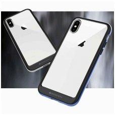 iphone x/xs dėklas mercury goospery bumper x pc plastikas+tpu juodas