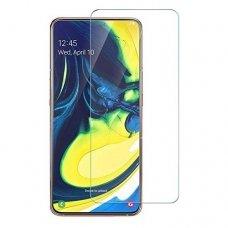 Samsung Galaxy a80 grūdintas apsauginis stiklas Tempered Glass Premium