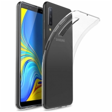 SAMSUNG GALAXY a9 2018 DĖKLAS HIGH CLEAR 1,0MM SILIKONAS SKAIDRUS