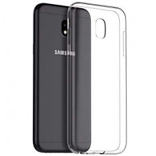 SAMSUNG GALAXY j3 2017 DĖKLAS MERCURY JELLY CLEAR PERMATOMAS 0,6MM