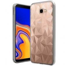 Samsung Galaxy J4 Plus 2018 dėklas Prism tpu skaidrus