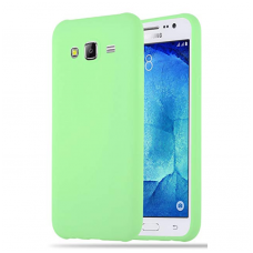 SAMSUNG GALAXY j5 2015 DĖKLAS SILIKONINIS CANDY 0,3MM lime