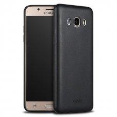 Akcija ! Samsung galaxy J5 2016 dėklas X-LEVEL GUARDIAN silikonas juodas