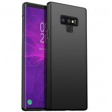 Samsung galaxy note 9 dėklas silicone cover silikonas juodas