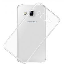 Samsung galaxy J7 2016 dėklas Silikoninis Ultra Slim 0,3mm skaidrus