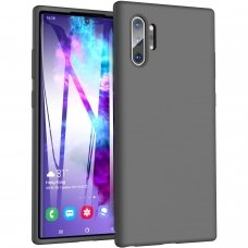 Samsung galaxy note 10 plus dėklas MERCURY JELLY SOFT silikoninis juodas