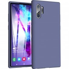 Samsung galaxy note 10 plus dėklas MERCURY JELLY SOFT silikoninis mėlynas