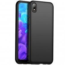 Akcija! Huawei Y6 2019 DĖKLAS MULTI PROTECTIVE REMAX MATINIS juodas