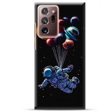 """Samsung Galaxy Note 20 Ultra TPU dėklas unikaliu dizainu 1.0 mm """"u-case Airskin Cosmo design"""""""