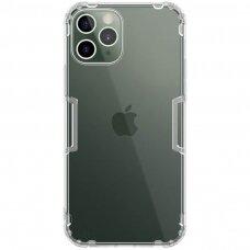 iphone 12 pro max DĖKLAS NILLKIN NATURE 0.6MM TPU permatomas skaidrus