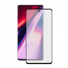Akcija! Samsung galaxy Note 10 plus ekrano Apsauginis grūdintas stikliukas 5D CF Full Glue juodais kraštais