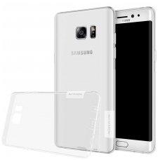 Samsung galaxy NOTE 7 dėklas Nillkin Nature permatomas 0,6 mm TPU